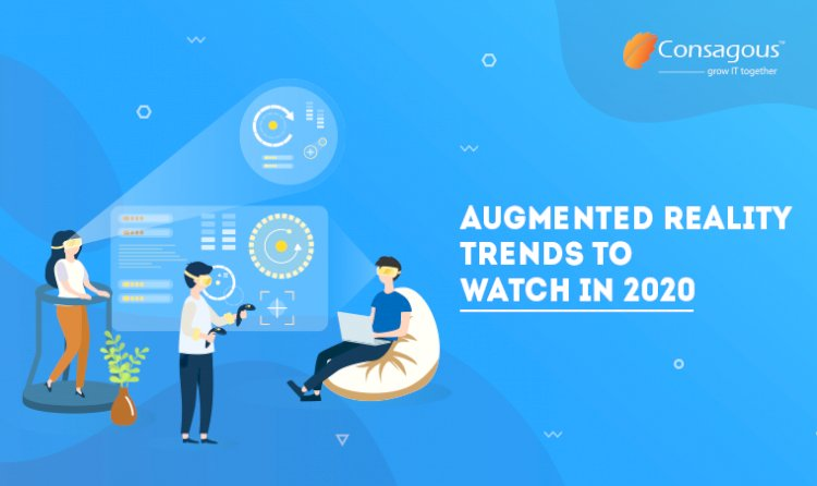Augmented Reality App Development Trends to Watch in 2020