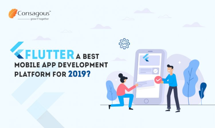 What Makes Flutter a Best Mobile App Development Platform for 2019?