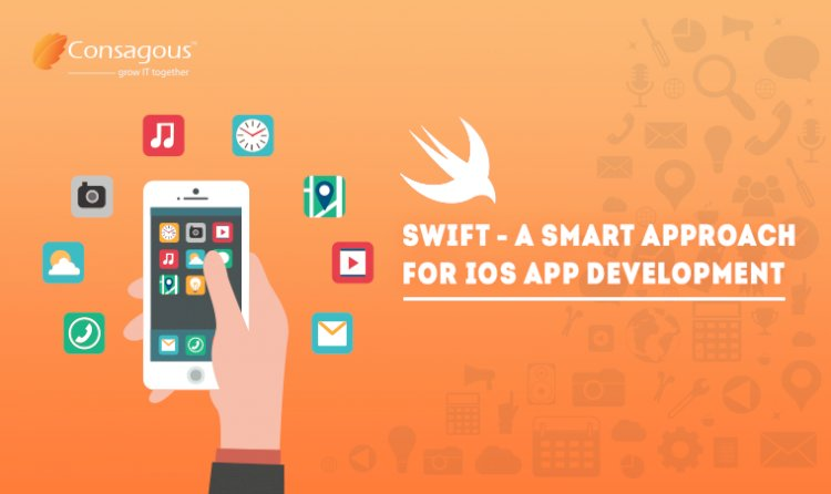 Swift – A Smart Approach For iOS App Development