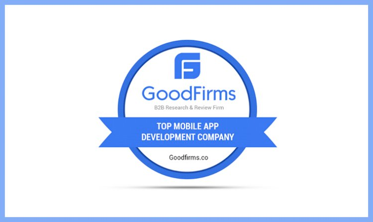 Consagous Technologies Featured Among Top Mobile App Development Companies at GoodFirms