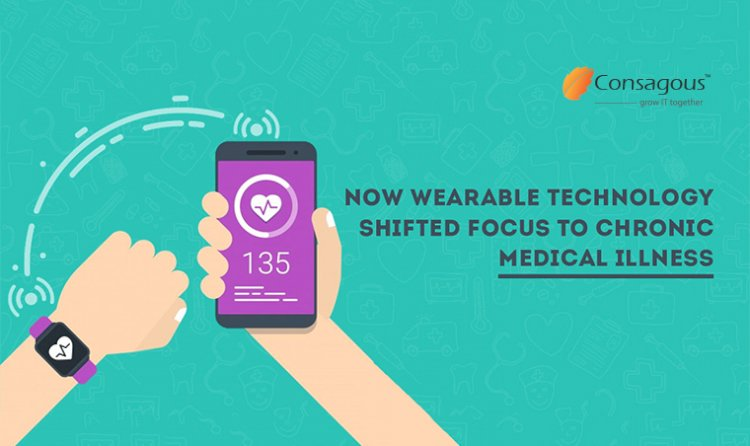 Now Wearable Technology Shifted Focus To Chronic Medical Illness