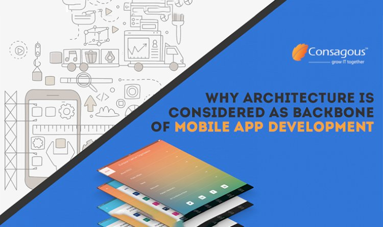 Why Architecture is Considered As Backbone of Mobile App Development