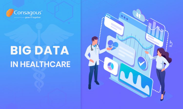 How Big Data Acts as a Boon for HealthCare Domain?