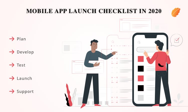 Mobile App Launch Checklist in 2020- Have You Covered Them All?