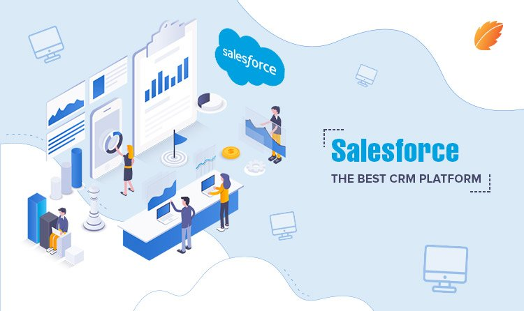Why Salesforce is the Best Among All CRM Platforms?